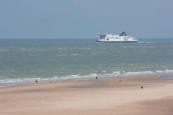 P&O Ferries Dover-Calais