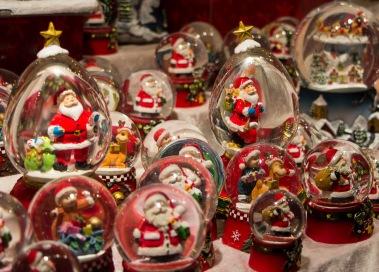 Santa's in alle vormen en maten