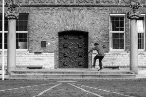 Skater | Abdijplein | Middelburg