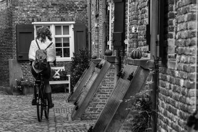 Zwart wit | Kuiperspoort | Middelburg