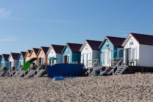 Strandhuisjes Nollestrand Vlissingen