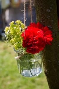 Zomerse bloemen