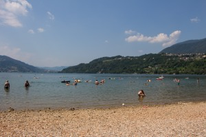 Strand bij camping Spiaggia