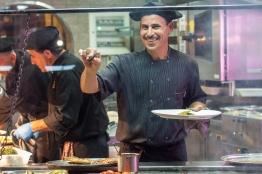 Chef grill