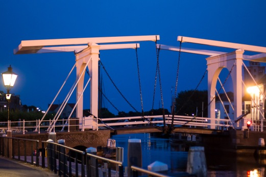 Ophaalbrug Engelse Kade