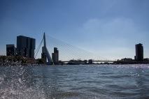 Maas en Erasmusbrug