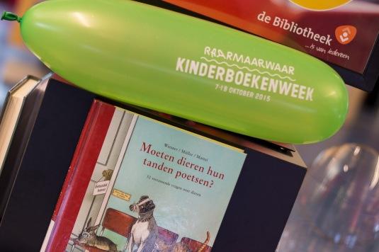 Thema kinderboekenweek!