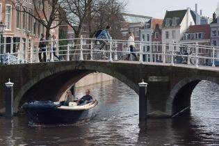 week 13, Leiden in de lente.