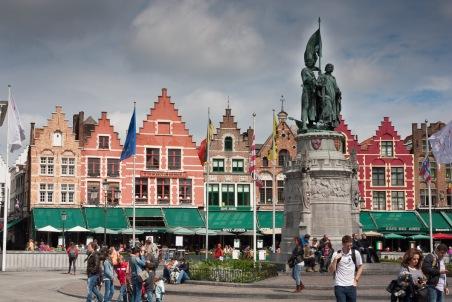 week 19, Brugge, België