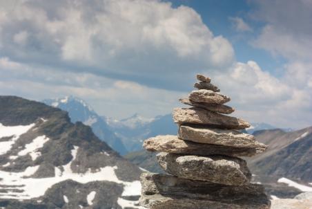 week 29, Ik heb een steen verlegd op aarde