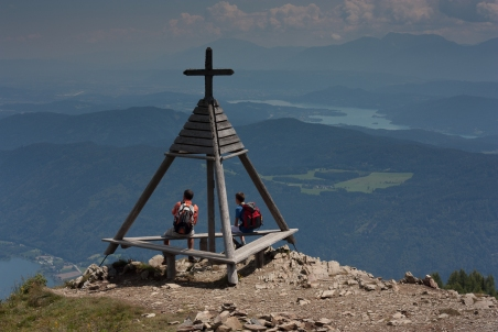 week 30, Ver kijken, Gerlitzen, 24-7. Ossiacher See/Wörther See.