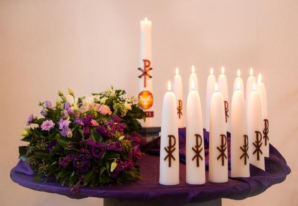 Liturgische bloemschikking