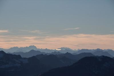 Uitzicht vanaf Diedamskopf