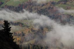 Herfst in het Bregenzerwald