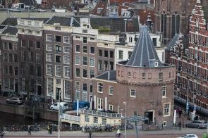 De Schreierstoren aan de Geldersekade in Amsterdam is een verdedigingstoren die vroeger deel uitmaakte van de stadsmuur van Amsterdam.