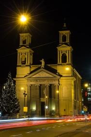 Sant'Egidio, RK kerk,Waterlooplein