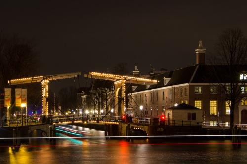 Brug Amstel/Nieuwe Herengracht