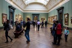 Prachtige ruimtes voor de kunstliefhebber