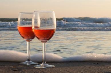 week 31 | Rosé aan het strand