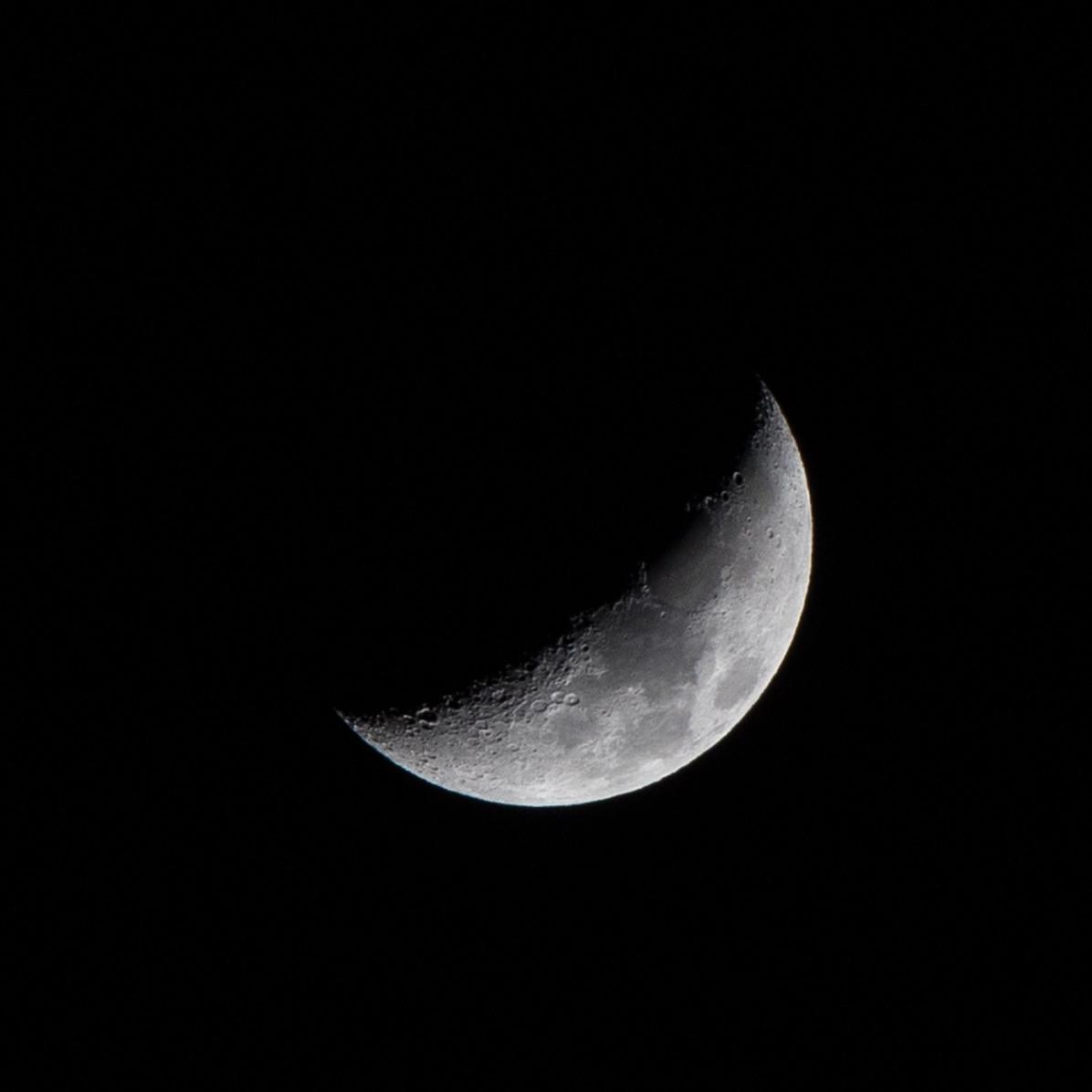 Nieuwe maan, dag 22 vanaf volle maan. 12-03-2019 Tijdstip: 22.10 uur Maanopkomst 09.41 Maanondergang --.-- (Maan 22)